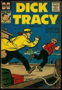 Dick Tracy #88 1955- Harvey Comics- Chester Gould- Girl Friday G