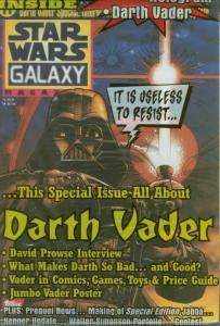 Star Wars Galaxy Magazine #11 VF/NM; Topps | save on shipping - details inside