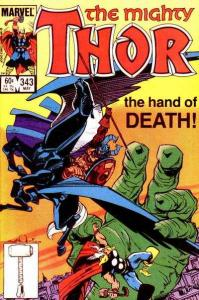 Thor (1966 series) #343, VF+ (Stock photo)