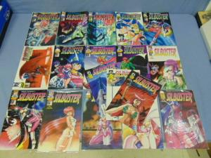 18 Silbuster Ikkou Sahara Antarctic Press AP Manga Comic Books #1 to #19 Sexy