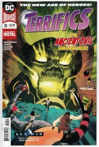 Terrifics #10 Dark Nights Metal (DC, 2019) NM