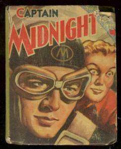 CAPTAIN MIDNIGHT #1458-BIG LITTLE BOOK-SECRET SQUADRON G