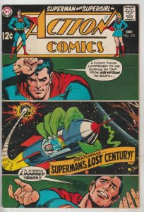 Action Comics #370 (Dec-68) VF/NM- High-Grade Superman