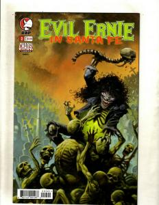 9 Comics Evil Ernie In Santa Fe 2 4 Chaos! Gallery 1 Chaos! Quarterly 2 1 +  HY3