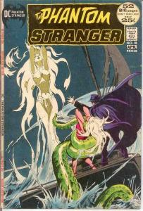PHANTOM STRANGER 18 VF   April 1972 COMICS BOOK