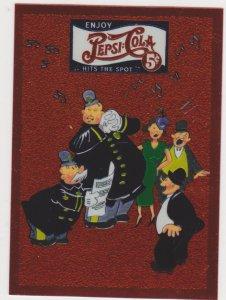 1995 Pepsi Cola Trading Cards Series II Chromium C16