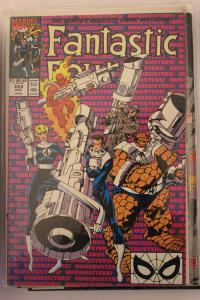 Fantastic Four 343 NM