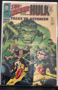 Tales to Astonish #81 (1966)