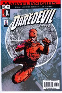 Daredevil(vol. 2) # 26,27,28,29,30,31  The Fall of the Kingpin !