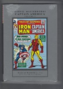 Marvel Masterworks Captain America Volume 1