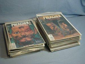 Preacher Vertigo DC Comics BIG LOT 56 BOOKS Nice Runs One-Shots Good Reads L@@K!