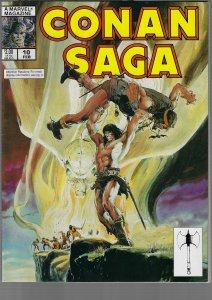 Conan Saga #10 (Marvel, 1987)