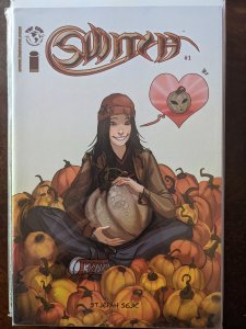 Switch #1 Rare Ratio Variant Cover