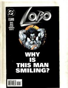 Lot of 12 Lobo DC Comic Books #37 38 39 40 41 42 43 44 45 46 47 48 J407