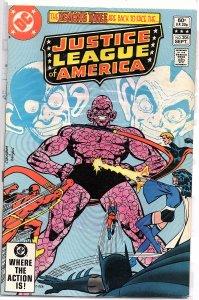 DC Comics Justice League of America #206 Batman, Flash, Wonder Woman, Aquaman