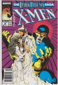 Classic X-Men #38
