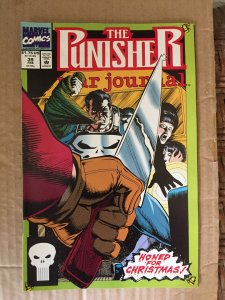 The Punisher War Journal #39
