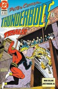 Peter Cannon - Thunderbolt (1992 series) #2, VF+ (Stock photo)
