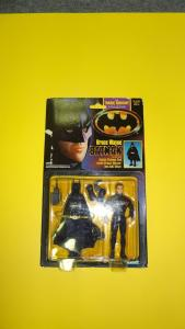 BRUCE WAYNE BATMAN - DARK KNIGHT COLLECTION KENNER 1990- MOC