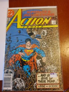Action Comics #585 (1987)