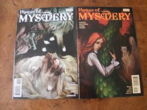 House of Mystery #2 #18 (Vertigo) 2008 2009