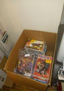 50 DC Marvel Comic Books GrabBag Batman Superman IMAGE IDW DARK HORSE HIGH GRADE