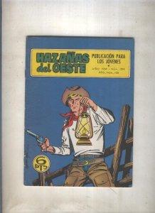 Hazañas del Oeste numero 204: Alfie, el pistolero (Teran)