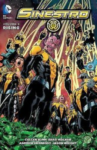 Sinestro TPB #3 VF/NM; DC | save on shipping - details inside