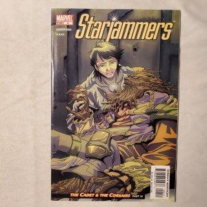 Starjammers 4 Very Fine-