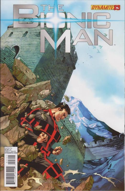Bionic Man (Vol. 1) #23 VF/NM; Dynamite | save on shipping - details inside
