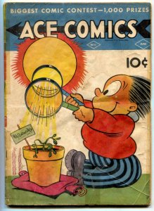 Ace Comics #51 1941- Katzenjammer Kids- THE PHANTOM- G/VG