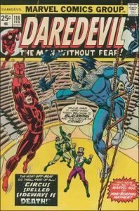 Marvel DAREDEVIL (1964 Series) #118 FN