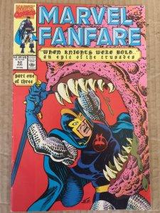Marvel Fanfare #52 (1990)