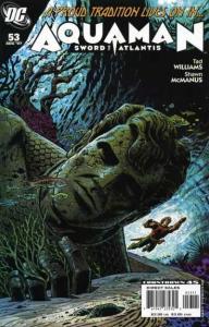 Aquaman (2003 series) #53, NM (Stock photo)