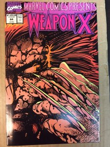 Weapon X #84