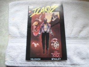 JUNE 1992 KARDIA COMICS ICARUS # 1