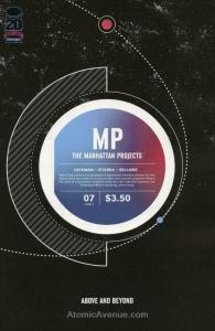Manhattan Projects, The #7 FN; Image | save on shipping - details inside