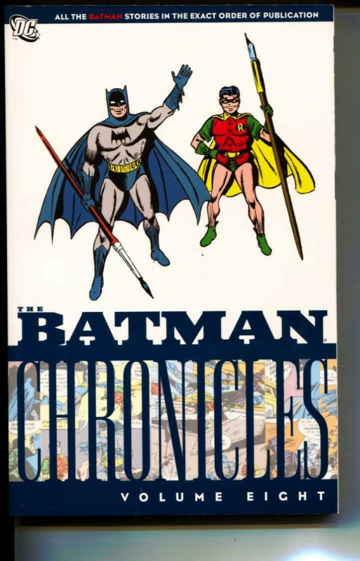 Batman Chronicles Volume 8 TPB trade