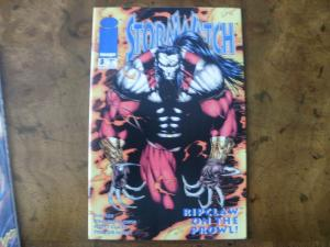 IMAGE Comic Book: STORMWATCH #8