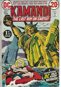 KAMANDI THE LAST BOY ON EARTH #1 AND #2 FINE - $40.00