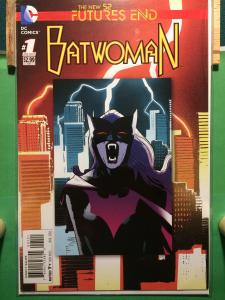 Batwoman #1 The New 52 Futures End
