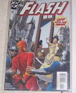FLASH # 169 (Feb 2001, DC) CAPTAIN COLD MIRROR MASTER LINDA PARK WALLY WEST