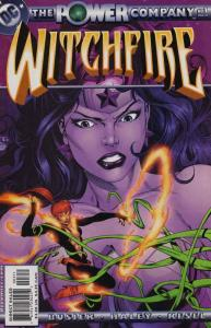 Power Company, The: Witchfire #1 VF/NM; DC | save on shipping - details inside
