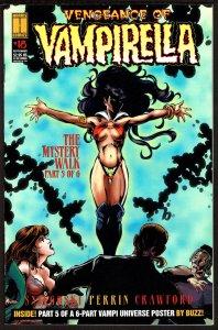 Vengeance of Vampirella #18  ( 1995, Harris)  8.5 VF+