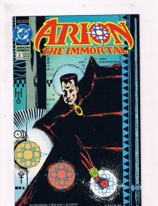 Arion The Immortal #2 VF/NM 1st Print DC Comic Book Mini Series Issue DE3