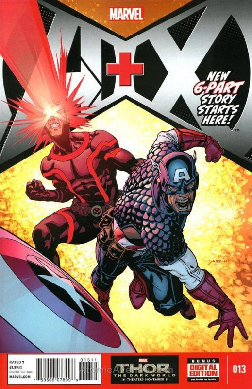A+X (1st Series) #13 FN; Marvel | save on shipping - details inside