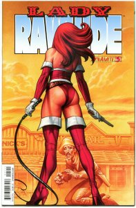 LADY RAWHIDE #5, NM, Joseph Linsner, Western, 2013, more JML in store