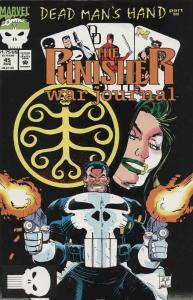 Punisher War Journal, The #45 VF; Marvel | save on shipping - details inside