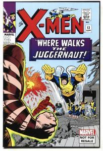 X-MEN #13-JUGGERNAUT-2004-MARVEL-Comic book-2nd print