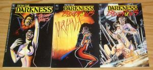 From the Darkness II: Blood Vows #1-3 VF/NM complete series - jim balent set 2
